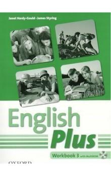 English Plus 3 Workbook with MultiRom (czech Edition)