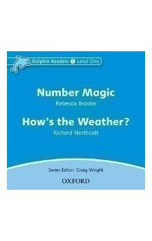 Dolphin Readers 1 - Number Magic / How´s the Weather? Audio CD