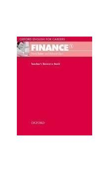 Oxford English for Careers: Finance 1 Teacher´s Resource Book