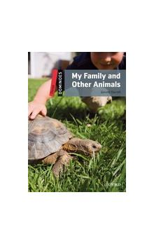 Dominoes Second Edition Level 3 - My Family and Other Animals + MultiRom Pack
