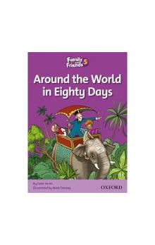 Family and Friends Reader 5b Around the World in Eighty Days - Verne J.