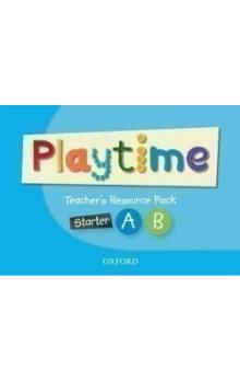 Playtime Starter, a and B Teacher´s Resource Pack - Selby C. Harmer S. (Ill.)