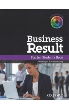 Business Result DVD Edition Starter Student´s Book + DVD-ROM Pack