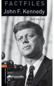 Oxford Bookworms Factfiles New Edition 2 John F. Kennedy