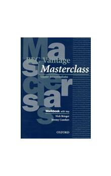 BEC Vantage Masterclass Workbook and Audio CD Pack