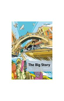 Dominoes Second Edition Level Starter - the Big Story + MultiRom Pack