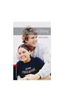 Oxford Bookworms Library New Edition 3 Love Story - Segal Erich Border Rosemary