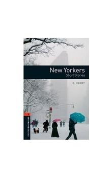 Oxford Bookworms Library New Edition 2 New Yorkers with