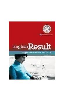 English Result Upper Intermediate Workbook Without Key + MultiRom Pack