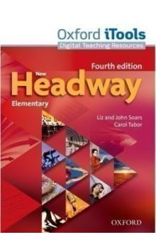 New Headway Fourth Edition Elementary iTools DVD-ROM Pack - Soars J. Soars L. Tabor C.