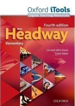 New Headway Fourth Edition Elementary iTools DVD-ROM Pack