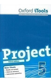Project the Third Edition 5 New iTools DVD-ROM with Book on Screen - Hutchinson T.