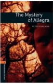 Oxford Bookworms Library New Edition 2 the Mystery of Allegra
