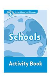 Oxford Read and Discover Level 1: Schools Activity Book