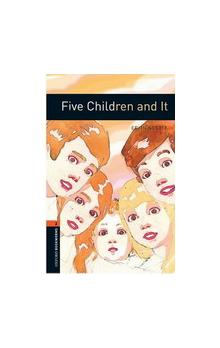 Oxford Bookworms Library New Edition 2 Five Children and It with Audio CD Pack - Nesbit Edith