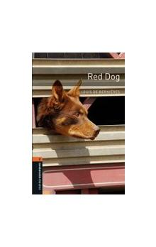 Oxford Bookworms Library New Edition 2 Red Dog with Audio CD Pack