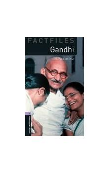 Oxford Bookworms Factfiles New Edition 4 Gandhi