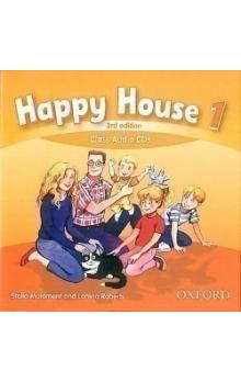 Happy House 3rd Edition 1 Class Audio CDs /2/