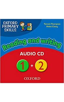 Oxford Primary Skills 1 - 2 Audio CD