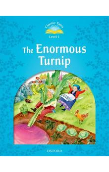 OXFORD University press Classic Tales Second Edition Level 1 the Enormous Turnip