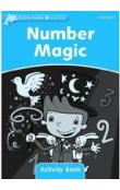 Dolphin Readers 1 - Number Magic Activity Book