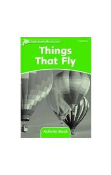Dolphin Readers 3 - Things That Fly Activity Book