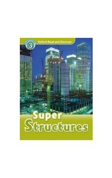 Oxford Read and Discover Level 3: Super Structures + Audio CD Pack