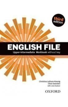 English File Upper Intermediate Workbook Without Answer Key (3rd)