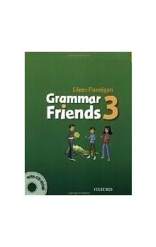 Grammar Friends 3 Student´s Book + CD-Rom Pack