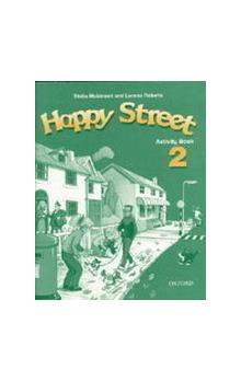 Happy Street 2 Activity Book - Maidment Stella Roberts Lorena