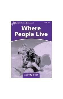 Dolphin Readers 4 - Where People Live Activity Book