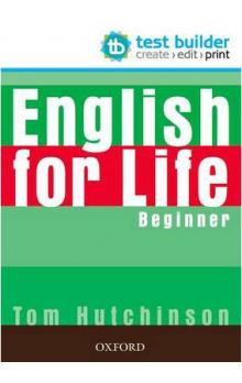 English for Life Beginner Test Builder DVD-ROM