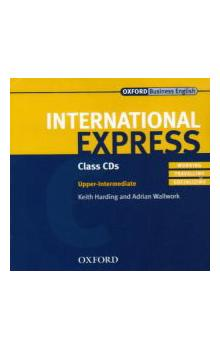 International Express Interactive Ed. Upper Intermediate Class Audio CDs /2/