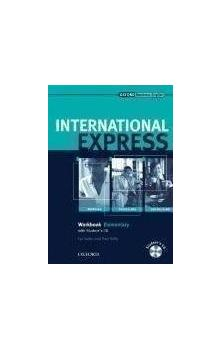 International Express Interactive Ed. Elementary Workbook + Student´s Workbook CD Pack
