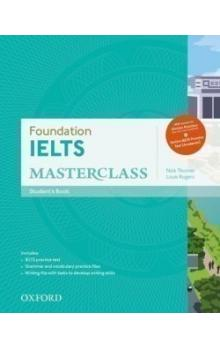 Ielts Masterclass Foundation Student's Book with Online
