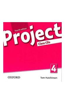 Project Fourth Edition 4 Class Audio CDs /4/
