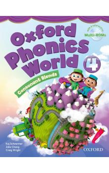 Oxford Phonics World 4 Student´s Book with MultiRom Pack