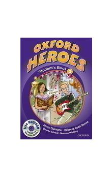 Oxford Heroes 3 Student´s Book with MultiRom Pack