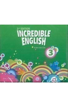 Incredible English 2nd Edition 3 Class Audio CDs /3/