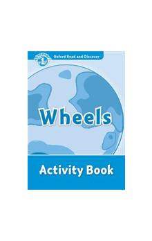 Oxford Read and Discover Level 1: Wheels Activity Book