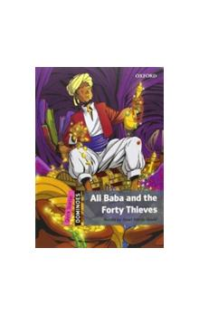 Dominoes Second Edition Level Quick Starter - Ali Baba and the Forty Thieves + MultiRom Pack