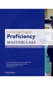Proficiency Masterclass Third Edition Student´s Book with Online Skills & Language Practice
