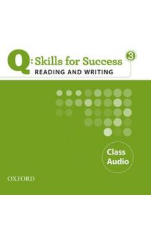Q: Skills for Success 3 Reading & Writing Class Audio CDs /3/
