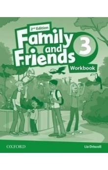 Family and Friends 2nd Edition 3 Workbook