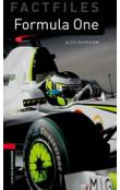 Oxford Bookworms Factfiles New Edition 3 Formula One with Audio CD Pack