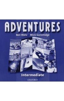 Adventures Intermediate Class Audio CD /2/