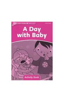 Dolphin Readers Starter - a Day with a Baby Acitity Book