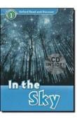 Oxford Read and Discover Level 1: in the Sky + Audio CD Pack