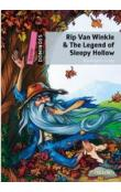 Dominoes Second Edition Level Starter - Rip Van Winkle and the Legend of Sleepy Hollow + MultiRom Pa