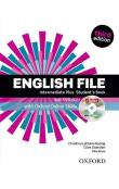 English File Third Edition Intermediate Plus Student´s Book with iTutor DVD-ROM and Online Skills